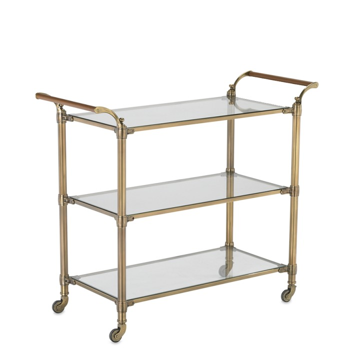Bar Carts Are Back!