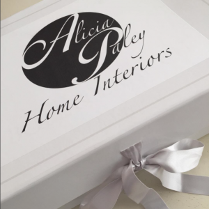 Interior Designer Presentation Box