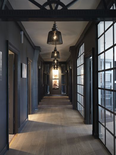 Moody Blues Hallway