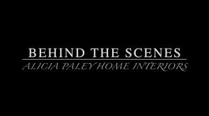 Behind the Scenes Video Series