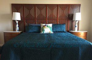 Mid-Century Modern Bedroom Apartment 91360